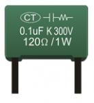 R+C Capacitors