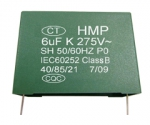 HME/HMP Motor Run Capacitors