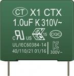 X1/X2 Capacitors