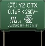 Y2 Capacitors