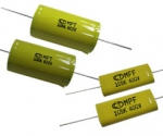 Metallized Polypropylene(Polyester) Film Capacitor (Axial Style)