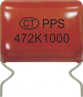 Polypropylene Film Foil Capacitor(High Voltage)
