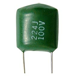 Polyester Film Inductive Capacitors