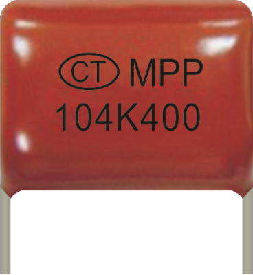 Metallized Polypropylene Film Capacitors (Coating)